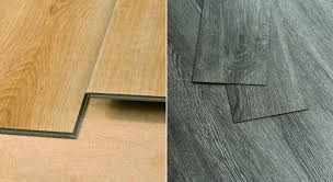 is vinyl flooring better than laminate luxury vinyl flooring click vs glue direct wood