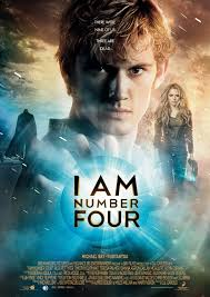 i am number four extra large movie poster image internet movie