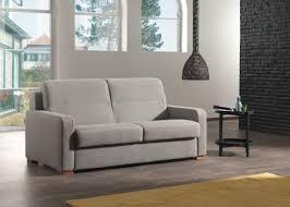 canapé lit electrique canapé lit électrique tesla gris matelas avec pocket 140 cm les