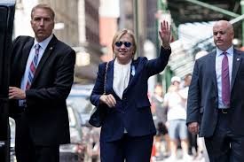 where does hillary clinton live conspiracy theorists think hillary clinton has a body double