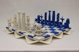 Cool Chess Sets by Calatrava Chess Set By Thomas Perrone At Coroflot Com