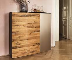 Highboard Sideboard Oak Cabinets Sideboards And Display Cabinets Wharfside Furniture