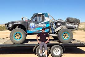 hoonigan truck holley hydramat put to the test with kibbetech racing