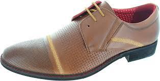 lotus reuben brown leather lace up mens shoes 8628 men u0027s loafer