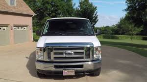 hd video 2013 ford e350 xlt 15 passenger church van for sale info