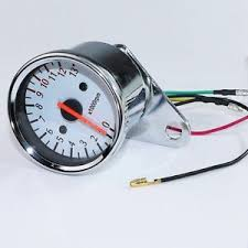 victory bmw led tachometer fit victory bmw touring cruiser sports