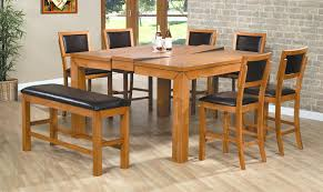 Country Style Dining Room Country Dining Table With Bench U2013 Ammatouch63 Com