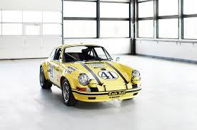 Porsche 911 Vintage - rare 1971 porsche 911 2 5 s t race car restored