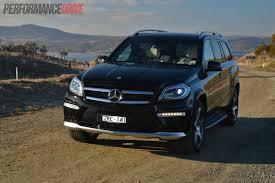 mercedes jeep 2016 matte black 2013 mercedes benz gl 63 amg review video performancedrive
