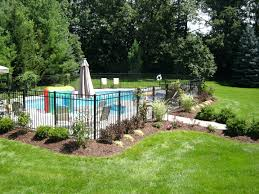 fence around garden home design ideas and pictures