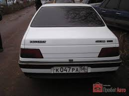 cars peugeot sale 1991 peugeot 405 pictures for sale