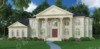 Luxury Colonial House Plans Luxury Colonial House Plans Home Design Vinius Plan Dreamy