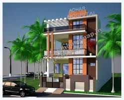 home desig simple duplex front elevation design front elevation design