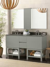 bathroom design great wooden ronbow vanity in brown with single