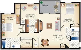 dual master bedroom floor plans 2 master bedroom apartments luxury home design ideas