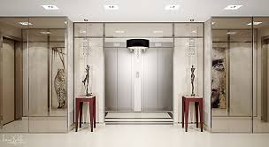 Foyer Interior by Elatar Com Apartment Indretning Foyer