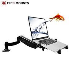 Swivel Laptop Desk 2 In 1 Fleximounts L01 Motion Swivel Lcd Arm