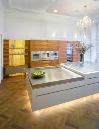floating kitchen island floor candlesticks kitchen contemporary with cove lighting