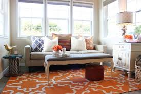 geometric area rugs make a statement without saying a word