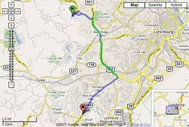 g map commuting 101 how to find the route using maps