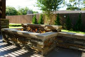 The Backyard Grill Houston Tx by Outdoor Fireplace Archives Texas Custom Patios