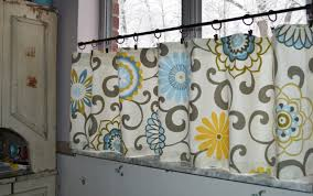 window valance ideas waverly kitchen curtains swag valance