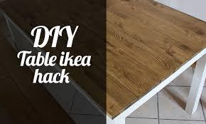 les de table ikea table ikea a rallonge finest ikea table salle a manger avec
