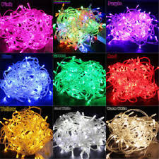 christmas light waterproof 10m 20m 100 200leds fairy party string