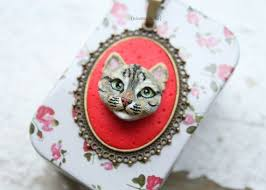 Personalized Cat Necklace 39 Best Polymer Clay Images On Pinterest Polymer Clay Polymers