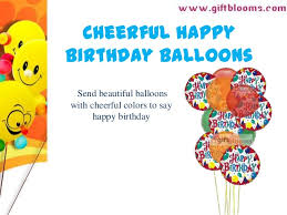 birthday balloon delivery same day balloon delivery on the same day