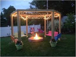 backyards cozy we love our fire pit swing backyard 66 outdoor