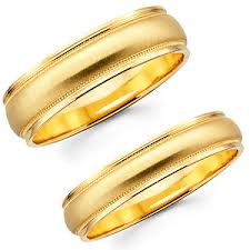 gold wedding bands yellow gold wedding bands guide jewelryvortex