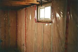 Proper Way To Insulate Basement Walls by Framing With Metal Studs Thumb And Hammer
