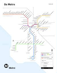 Link Light Rail Map Metro Maps U0026 Getting Around The Metroduo Blog U2013 Adventures On