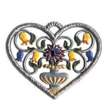 hearts pewter ornaments archives cecconi