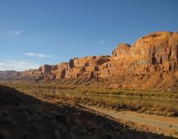 moab lions back the hikemasters u0027 trail descriptions corona arch trail moab ut