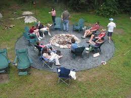 Backyard Fire Ring by Garden Design Garden Design With Fire Pits Outdoor Backyard Uamp