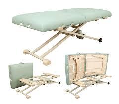Oakworks Nova Massage Table by Oakworks Proluxe Convertible Electric Lift