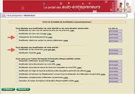changement adresse si e social déménagement auto entrepreneur les démarches à faire myae fr