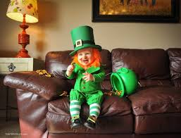 cute leprechaun baby costume popsugar moms photo 1