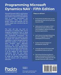 programming microsoft dynamics nav fifth edition mark brummel