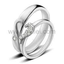 wedding rings his and hers his and hers wedding bands inner voice designs