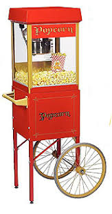 rent popcorn machine food machine rental nyc