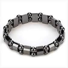 black pearl bracelet images Hematite black pearl bracelet style 12269 beauty jpg