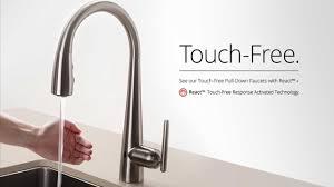 sensor kitchen faucet fascinating motion sensor kitchen faucet including ideas faucets