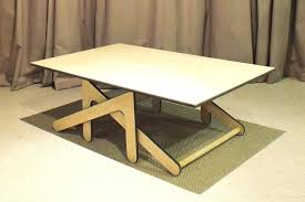 coffee tables that turn into tables transforming dining table uk coffee tables that convert to by