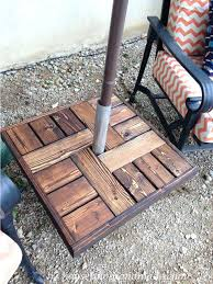 outdoor table umbrella and stand patio umbrella base best outdoor umbrella stand ideas on half barrel