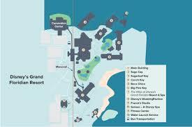 Disney World Resort Map Disney U0027s Grand Floridian Resort U0026 Spa Walt Disney World