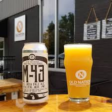 Michigan Traveler Beer images Beer review old nation brewery m 43 n e ipa alcohol professor jpg