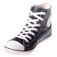 Comfortable Converse Shoes 119 99 Converse As 517623 Light Leather Multi Strap Black Xhi